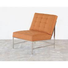 Major Chair In Drift Orange
