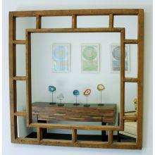 Hughes Square Mirror