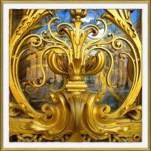 Petit Palais Door 25W x 25H