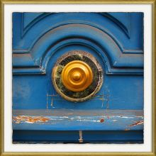 Door Knocker - Rue de Bac 19W x 19H