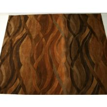8' x 10' Hand-tufted Metro Classic Multicolor Wool Rug