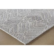 8' X 10' Asher Rug In Gray Natural