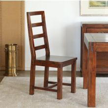 Post & Rail Dining Chair