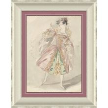 Florentine Dress 16W x 20H