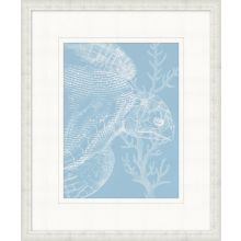 Graphic Ocean Collection 7 19.5W x 23.5H