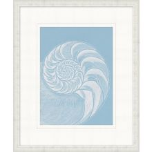 Graphic Ocean Collection 8 19.5W x 23.5H