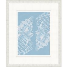 Graphic Ocean Collection 9 19.5W x 23.5H