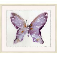 Crystalline Butterflies 1 31W x 27H
