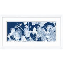 Cyanotype Blues IV 26W x 14H