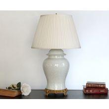 Blanc de Chine Table Lamp