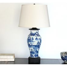 Summer Palace Table Lamp