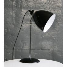 Black Task Table Lamp